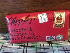 Chocolove Cherries & Almonds